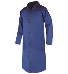 Plášť ERIK pánský s dlouhým rukávem modrý