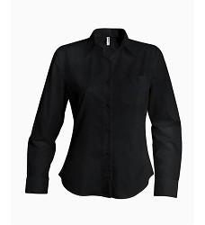 Košile dámská s dlouhým rukávem JESSICA 65% PES,35% BA K549