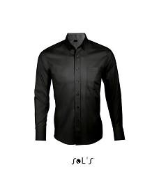 Pánská košile BEL - AIR,dlouhý rukáv 100%BA
