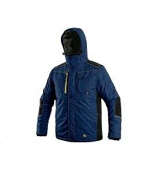 Bunda BALTIMORE CXS pánská zimní tmavě modrá-černá