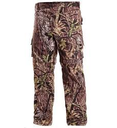 Kalhoty VENATOR pánské odnímatelné nohavice, maskáč