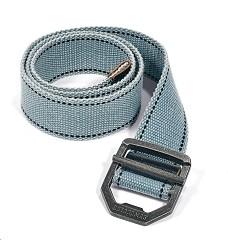 Opasek MANSO 105/135 cm pánský 100% polyester, šedý