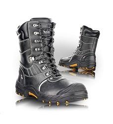 obuv GLASGOW 2390-02 poloholeňová pracovní bezpečnostní bez ocelové tužinky, hydrofobní