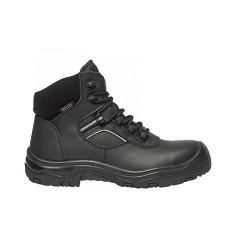 Kotníková obuv DURATOR S3 Z33277 pracovní s bezpečností tužinkou a planžetou