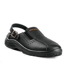 Sandál CAT SB pracovní černý s kompozitovou tužinkou