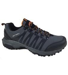 Obuv FEET G3210 sportovní softshellová obuv šedá