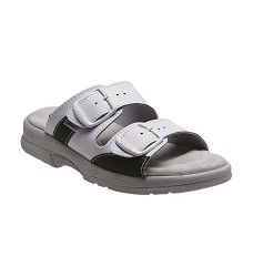 Pantofle dámské SANTÉ 517/33 bílé