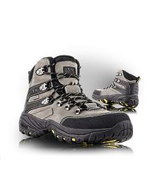 LA PAZ 4310-02 kotníková trekingová celokožená obuv