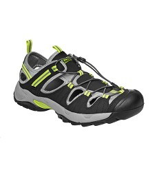 Obuv BNN LOMBARDO lehký outdoorový sandál s chráničem na špičce černo-šedý
