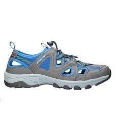 Sandál STRAND GREY G3258 pánský trekový šedo-modrý