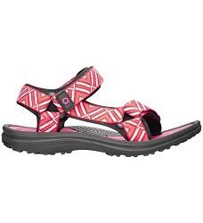 Sandál LILLY G3259 dámský trekový růžovo-černý