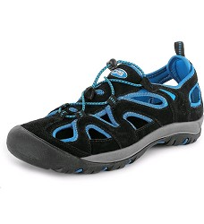 Obuv CXS NAMIB sandál černo-modrá