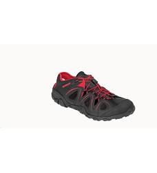 Obuv BNN YUKON Z90025 sandál černo-červená