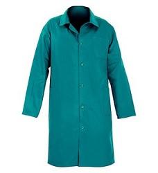 Plášť pánský barevný (stř. modrý) kepr vz. 50 100%Ba