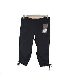 Kalhoty 3/4 JOGA dámské černé