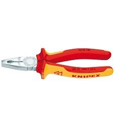 KNIPEX 0306180 kleště kombinované (I VDE) KN