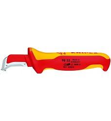 Kabelový nůž s kapičkou 9855 KNIPEX -  nový typ