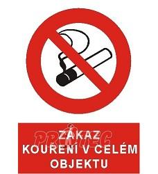 B.t. pl. Zákaz kouření ... A4