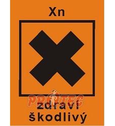 B.t.sam.Xn-zdraví škodlivý A4