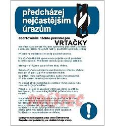 B.t. pl. PBP pro vrtačky A3