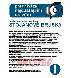 B.t. pl. PBP pro stoj. brusky