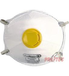 Respirátor VENITEX M12OOV FFP2 NR,  s výdechovým ventilkem