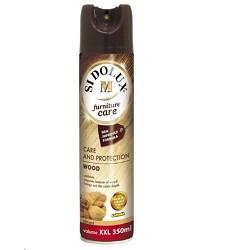 SIDOLUX sprej 350ml/15 - péče o nábytek mandle