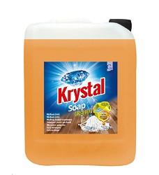KRYSTAL mýdlový čistič 5l s včelím voskem