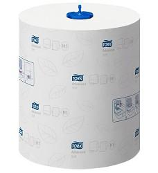 TORK 290067 Advanced papírové ručníky bílé na roli do MATIC BOX 150m (cena za 6 rolí) H1