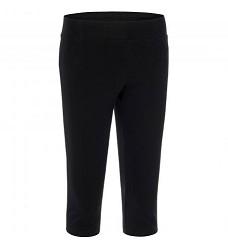 Kalhoty dámské 3/4 90%BA,10% elastan