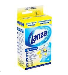Lanza tekutý čistič pračky 250ml lemon