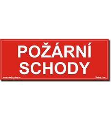 B.t.pl.Požární schody 210/87