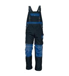 Montérkové kalhoty STANMORE s laclem modré