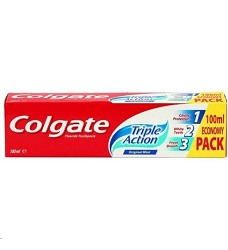 Zubní pasta COLGATE TRIPLE ACTION 100ml