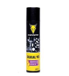Silkal 93 400ml spray/silikonový olej