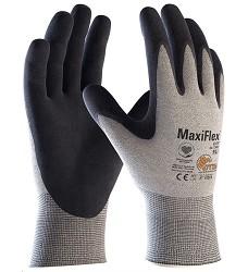 Rukavice MaxiFlex®Elite™ 34-774 B ESD šedé