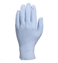Rukavice VENITACTYL 1400PB100 jednorázové nitrilové pudrované, modré