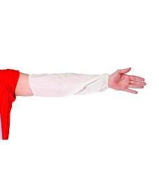 Návlek na paži  ALWAR, bílý polyethylen, 20x50cm , bal./100ks