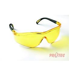 Brýle žluté FERGUS, nastavitelné stranice,