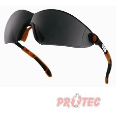 Brýle kouřové VULCANO2 SMOKE, sklopné a nastavitené stranice