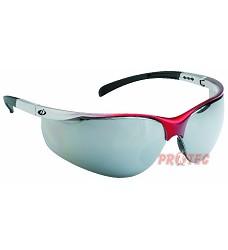Brýle s polykarobátovým zorníkem ROZELLE, zrcadlové, 525050