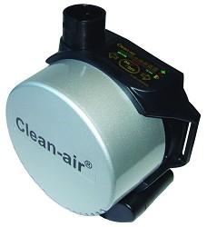 CLEAN-AIR BASIC 2000 FC,s hadicí,opaskem a nabiječkou SPEEDGLAS 820000P