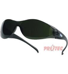 Brýle svářečské PACAYA T5  černý r.,zbar.5
