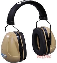Mušlový chránič sluchu MAGNY-COURS,SRN32, Venitex, béžové