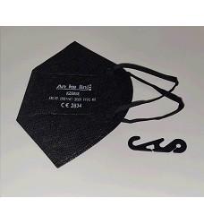 Respirátor černý FFP2 KZ888E cena za 1kus/prodej na bal.= 20 kusů  Covid ANKELIN