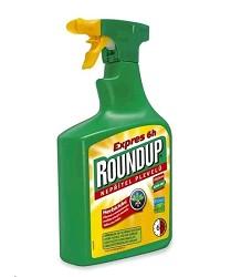 ROUNDUP EXPRES 6H proti všem plevelům 1,2l