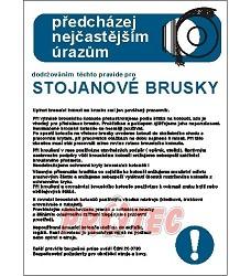 B.t. pl. PBP pro stoj. brusky 297/420