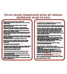 B.t. pl. HZBP obráb. stroje na kov A3
