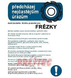 B.t. pl. PBP pro frézky - kovo 297/420
