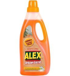 ALEX  mýdlový čistič na laminátové podlahy 750ml